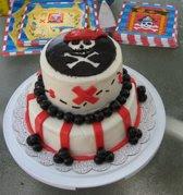 Pretty Cool Cake: Make a Pirate Cake