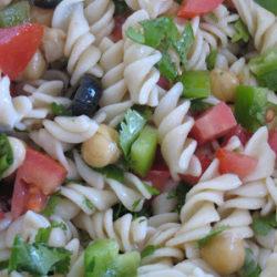 Rice Pasta Salad (Ultimate Recipe Swap: Food Allergies/Special Diet)