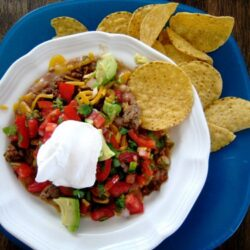 Not Soggy Nachos (Ultimate Recipe Swap: Better For You Appetizers)