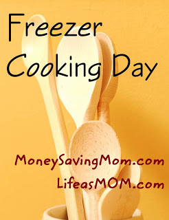 Baking / Freezer Cooking Day Tomorrow!