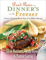 cover of Dinner\'s in the Freezer