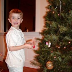 O Christmas Tree! Safety Tips for Families with Small Children