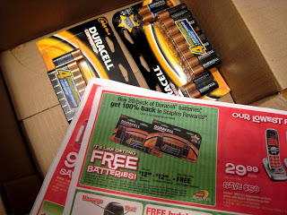 Grocery Geek Presents: Free Batteries