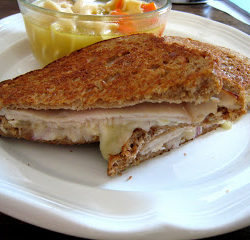 Grilled Turkey & Brie (Ultimate Recipe Swap: Quick Winter Dinners)