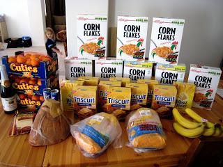 Grocery Geek Presents: $50 Will Get Ya $170