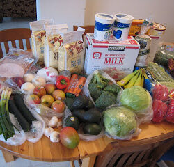 Grocery Geek Presents: Eating From the Pantry, A Beginning