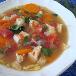 Tortilla Soup (Ultimate Recipe Swap: Pantry Inspiration)