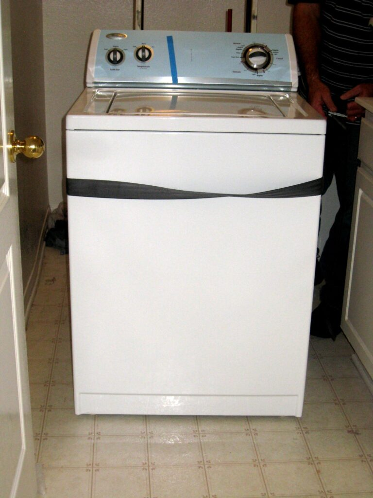 How We Saved Money on a New Washer and Dryer