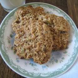 Breakfast Cookies closeup small