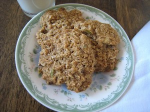 Breakfast Cookies closeup small