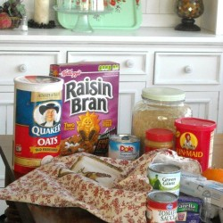 Eat from The Pantry Every Day for the Rest of Your Life: A Guest Post