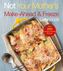 cover of Jessica\'s freezer cookbook