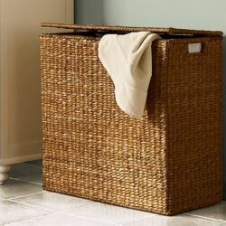 Pottery Barn Hamper (1)