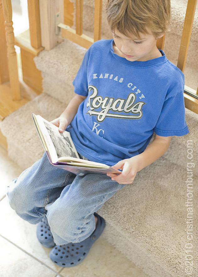 7 Ways to Encourage Your Children to Read