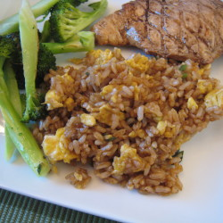 Homemade Fried Rice: A Review and a Giveaway from SunBird