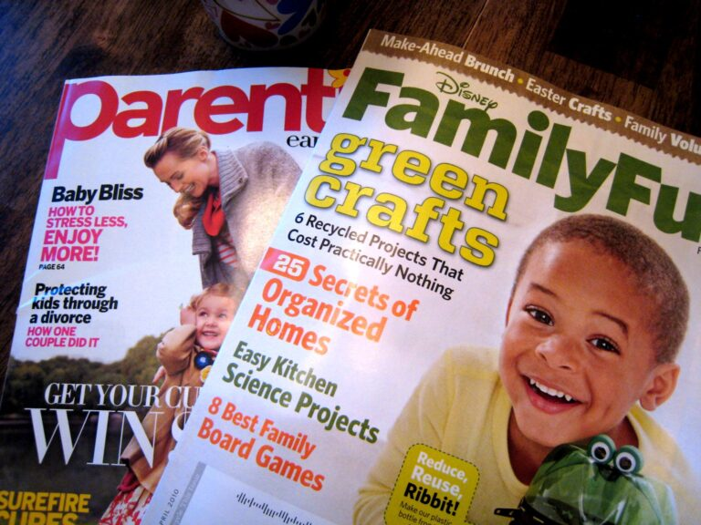 Get Family Fun (and Other Parenting Magazines) for a Sweet Price