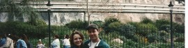 FishMama and FishPapa at Disneyland 1995