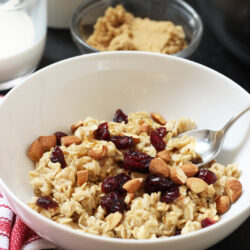 Not Mushy Oatmeal, the Only Way to Make It