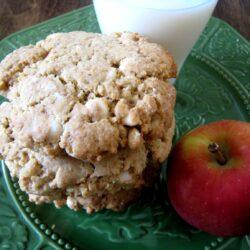 White Chocolate Walnut Cookies (Ultimate Recipe Swap: Flour)