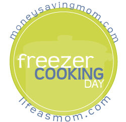 freezer cooking button