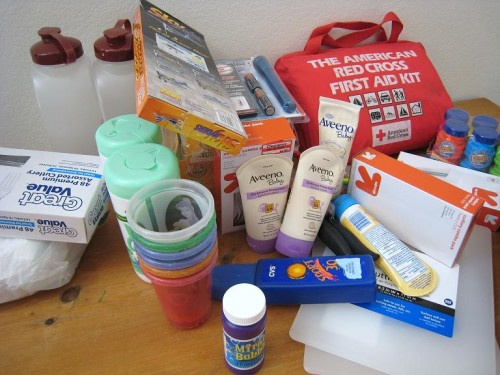 Activity Bags for Family Fun   Life as Mom