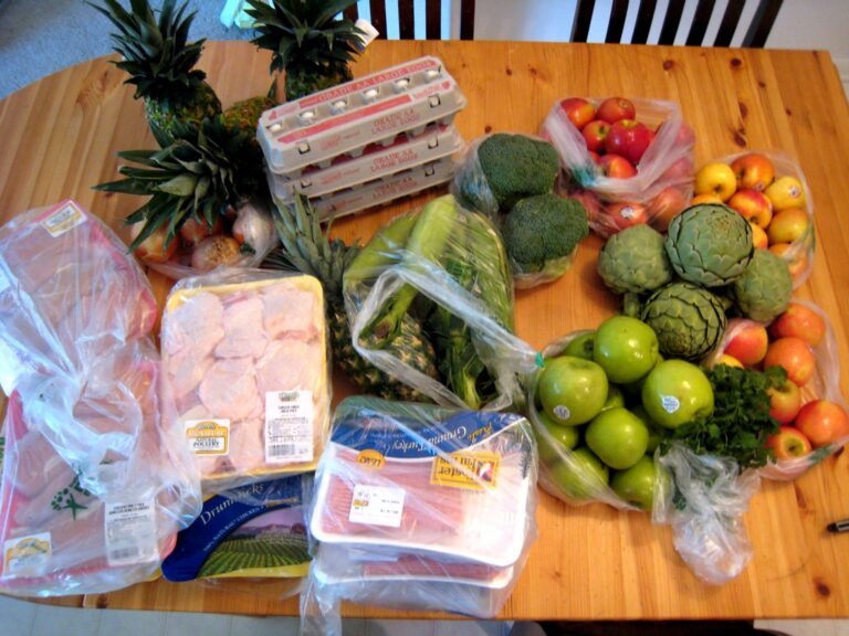 Grocery Geek Presents: Shopping for Freezer Cooking and Fresh Produce