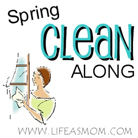 The Spring Clean Along: Battling Clutter