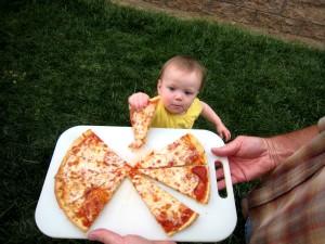Tammy Matza Pizza