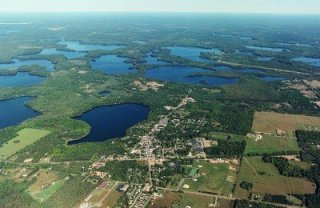 Single Best Town Announced – Three Lakes, Wisconsin