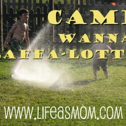 Camp Wannalaffalotta: Have Fun with Your Peeps This Summer