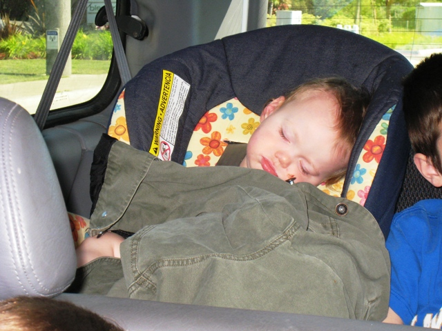 How to Prevent Toddlers from Napping in the Car