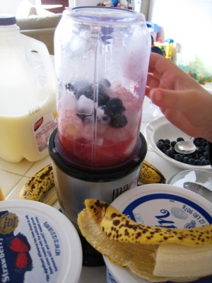 DIY Smoothie Bar 3