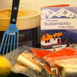 Wild Alaskan Seafood: A Giveaway