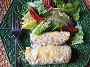Pasilla Chile Enchiladas 2