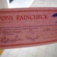 Raincheck 2