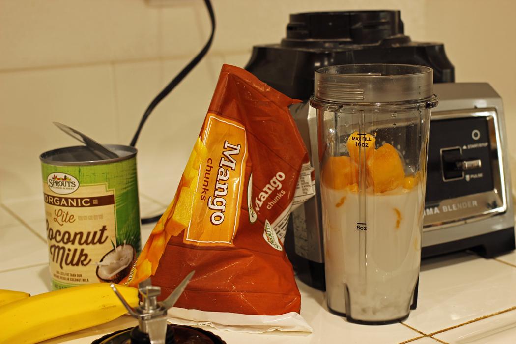 diy smoothie bar ingredients