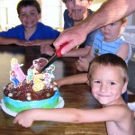 Birthdays on the Cheap - How to economize and simplify at birthday time.