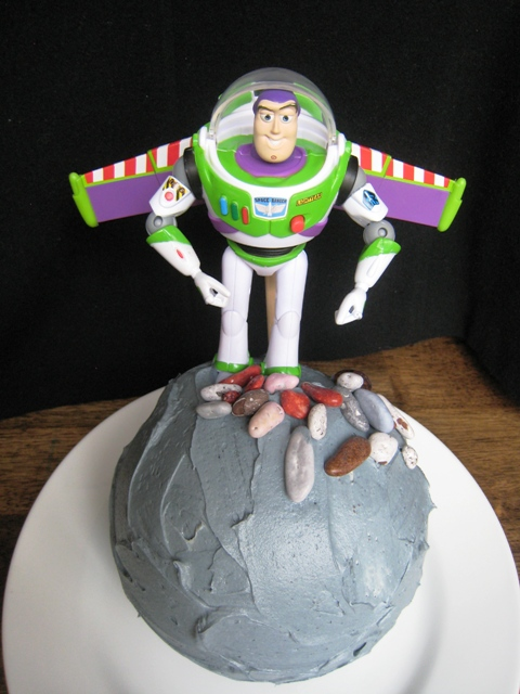 Toy Story 3 Buzz Lightyear Birthday Cake