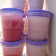 Freezer Smoothies