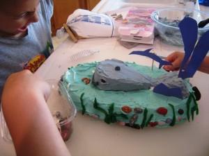 Whale Cake 5