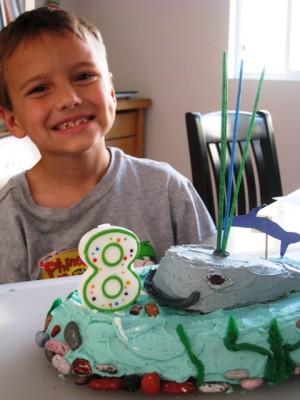 Whale Cake 6