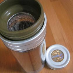Libre Tea Travel Glass: A Giveaway
