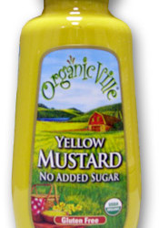Organicville Dressings and Condiments: A Giveaway