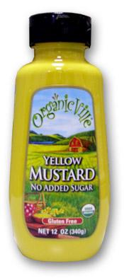 mustard-yellow