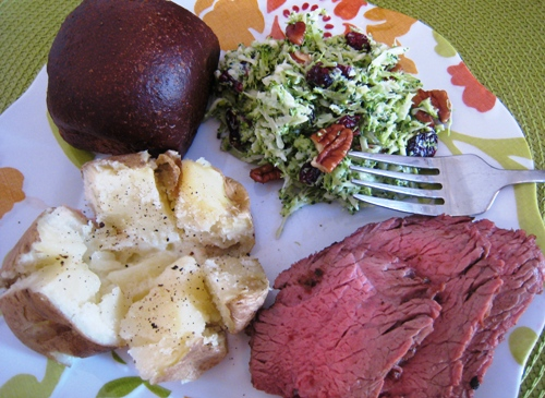 GRILLED TRI-TIP ROAST - GRILLED TRI TIP RECIPE