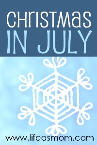 xmas in july 200 banner
