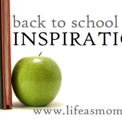 Be Inspired to Get Back to School