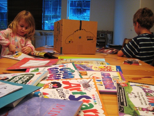 A Preschool Education at Home