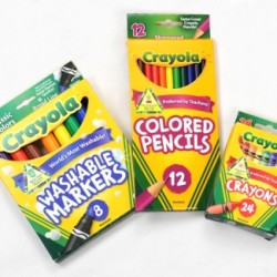 A Very Green Giveaway from Crayola