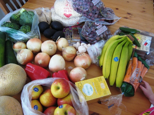 Grocery Geek Presents: Fresh Produce for Cheap